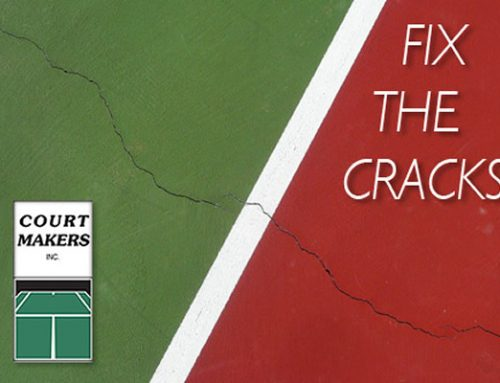 Fix The Court Cracks