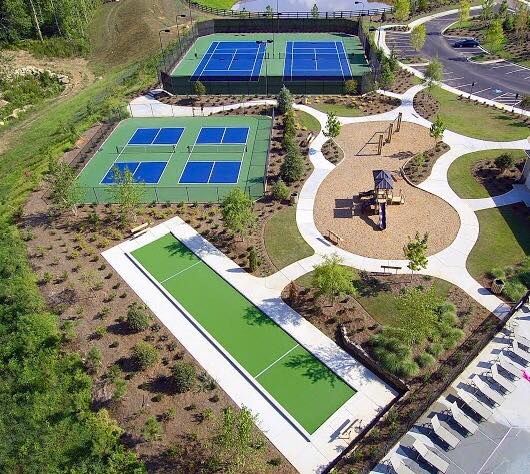 Tennis Pickleball Courts