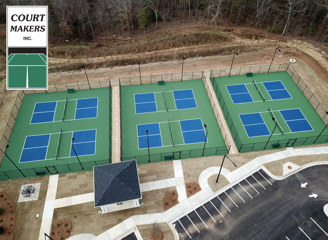 CM Pickleball Builder 2
