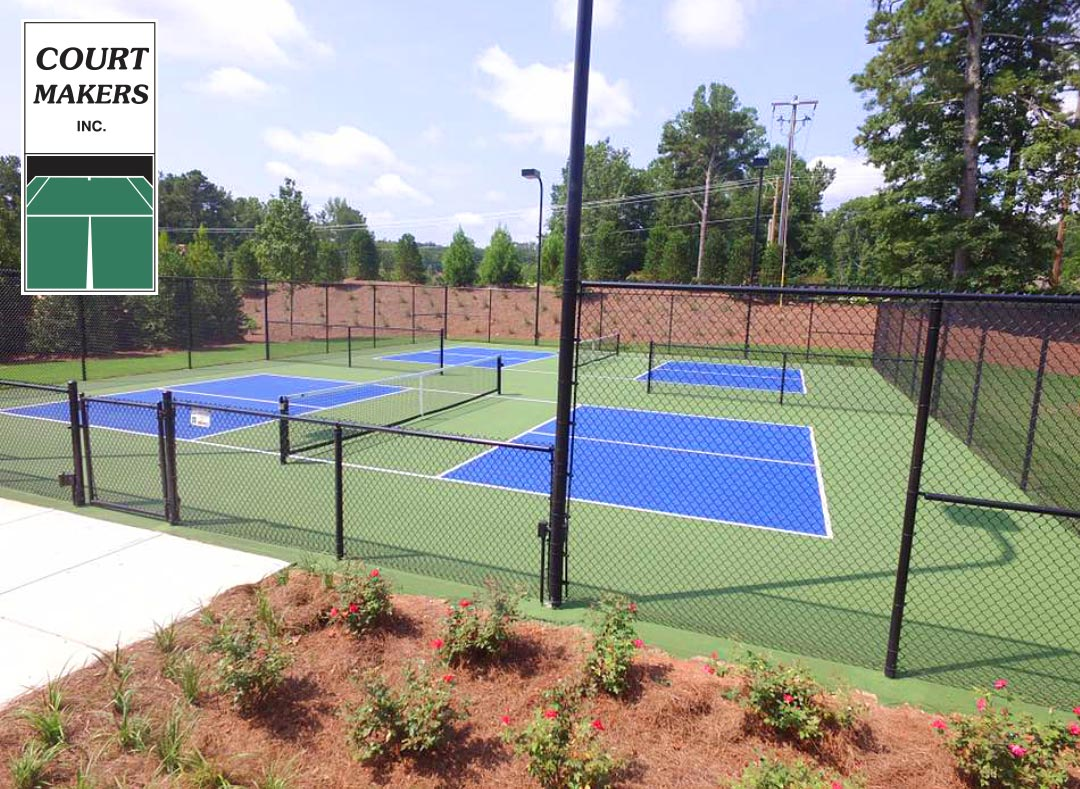 CM Pickleball Construction 18